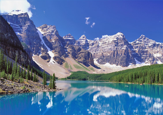 Most Popular Scenic Tours Canada