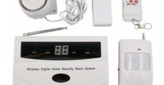 Popular Wireless Security Alarm Systems