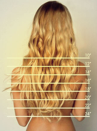 Clip In Hair Extensions03