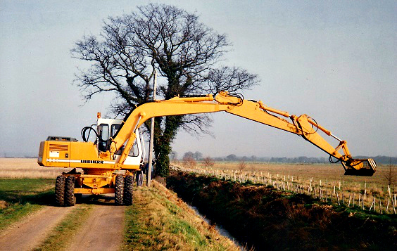 The Most Popular Construction Machines