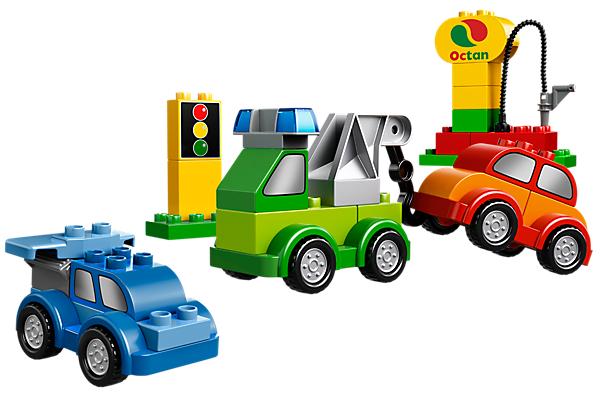 LEGO DUPLO Creative Cars