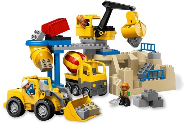 Construction Site Toys For Boys : The most popular lego toys for year old boys