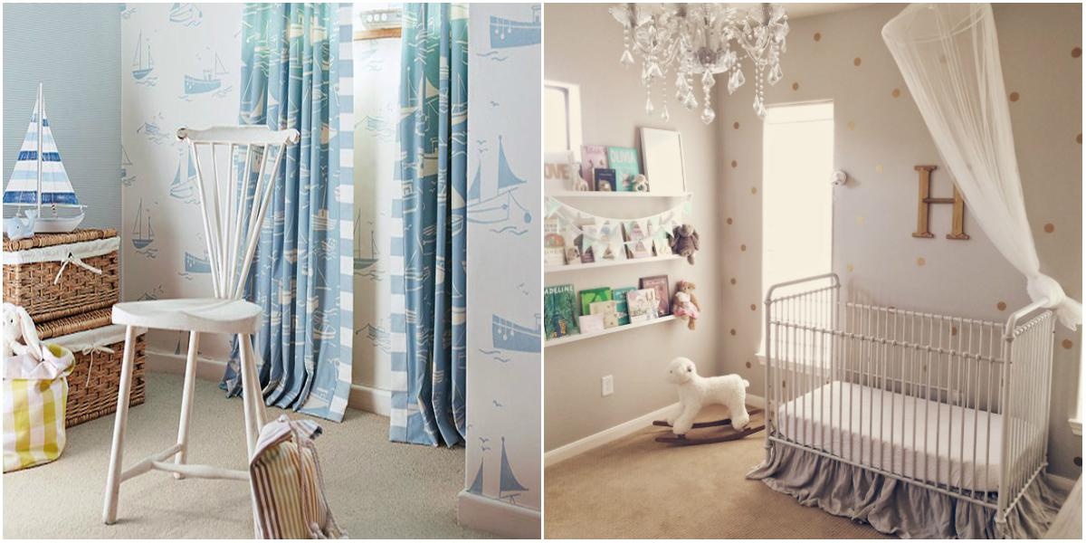Baby Wallpaper Nursery Designs That Encourage Imaginations 2