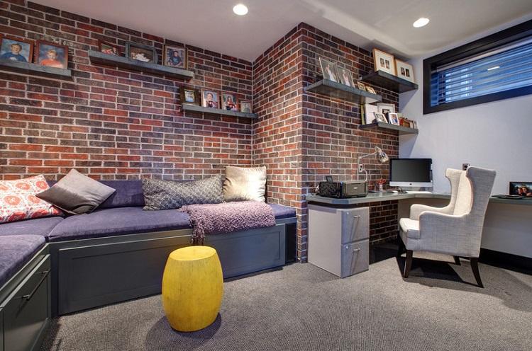 brick look alike wallpaper
