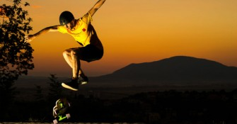 night-skateboarding