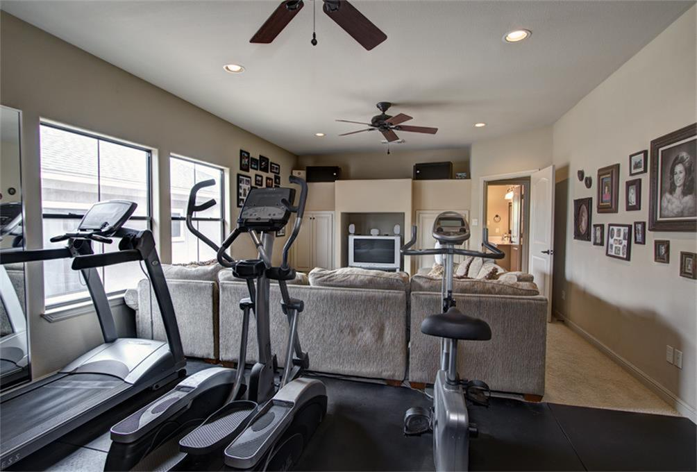 Home gym to the rescue: keep up with the popular trend