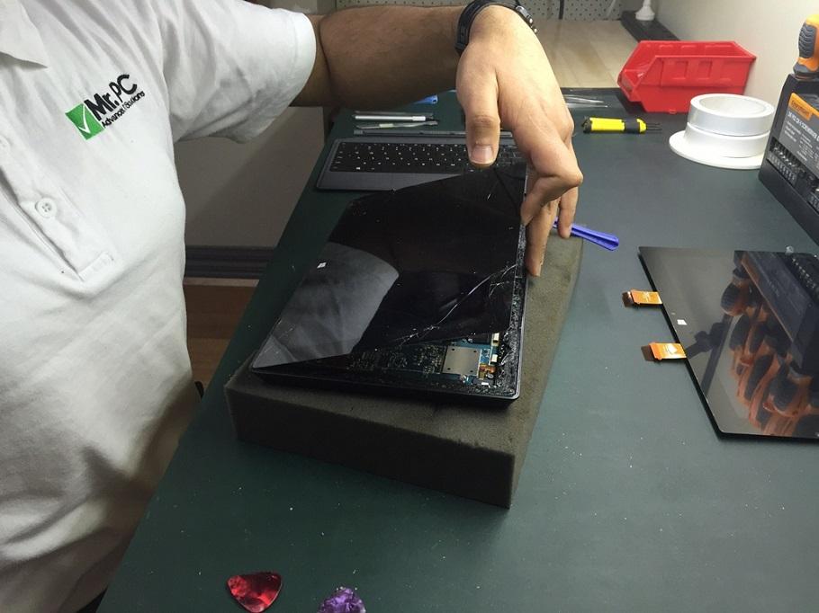 Repair Microsoft Surface Screen