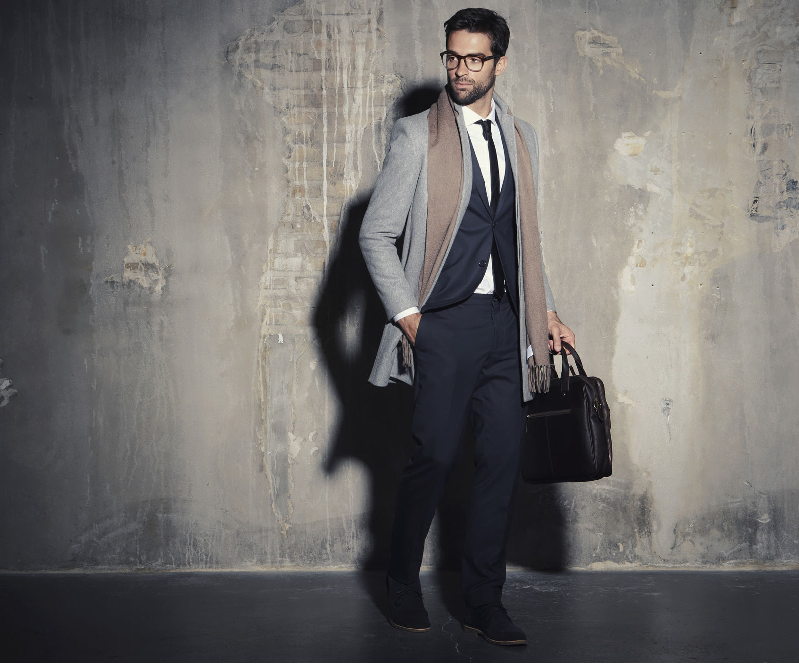 Men Business Attire