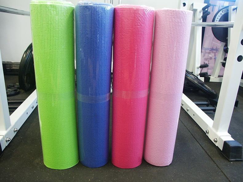 yoga-pilates mats