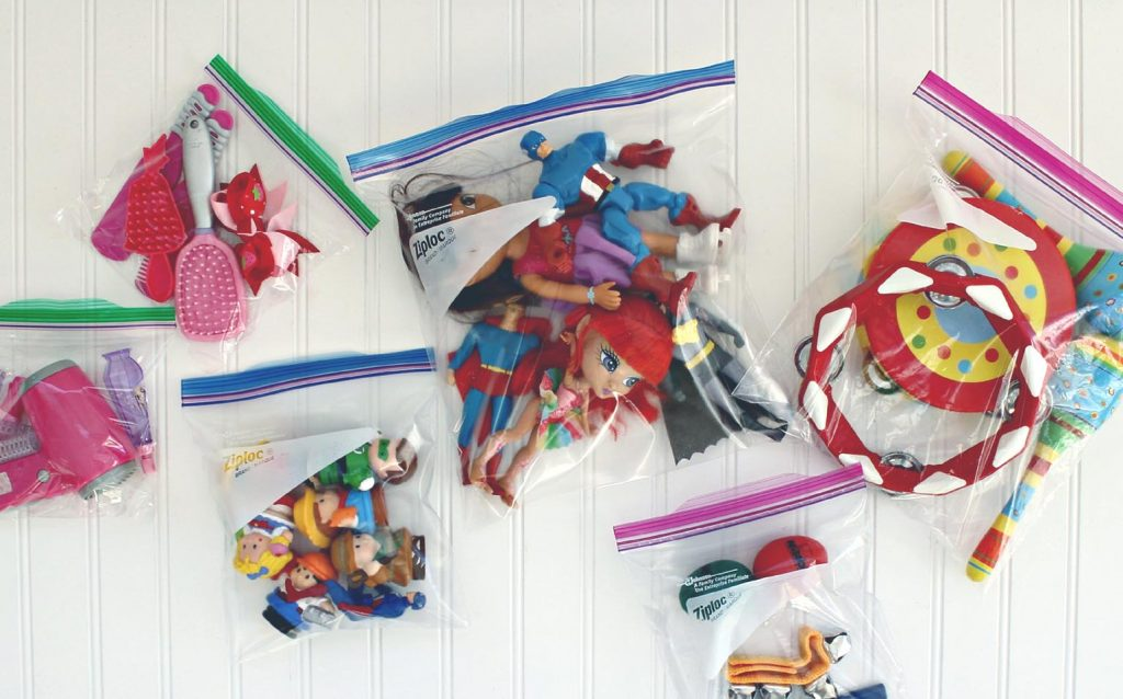zip lock toys packaging bags