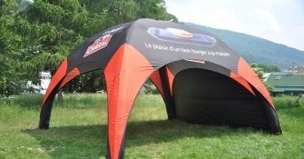 inflatable gazebo