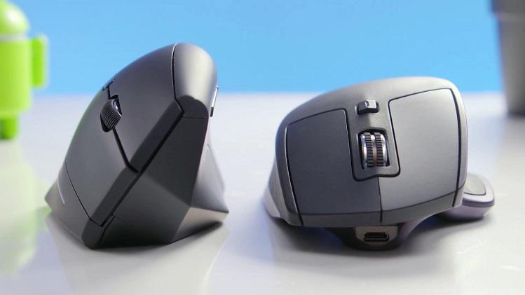 Ergonomic-Vertical-Mouse
