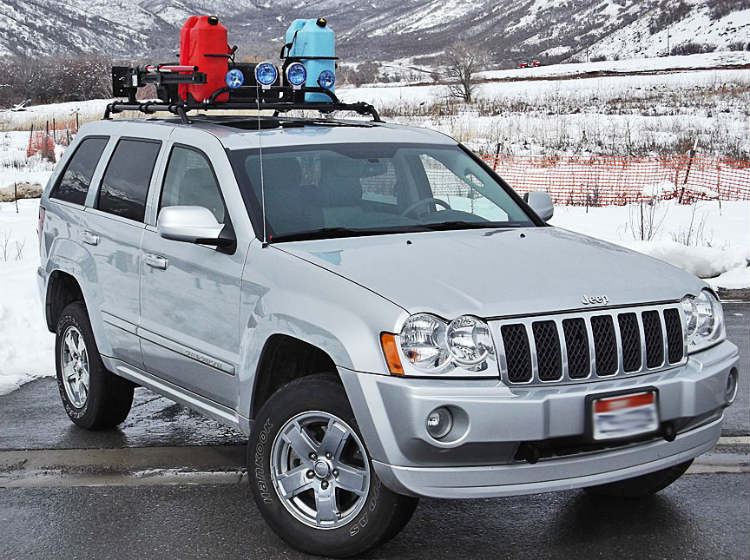 jeep grand cherokee accessories