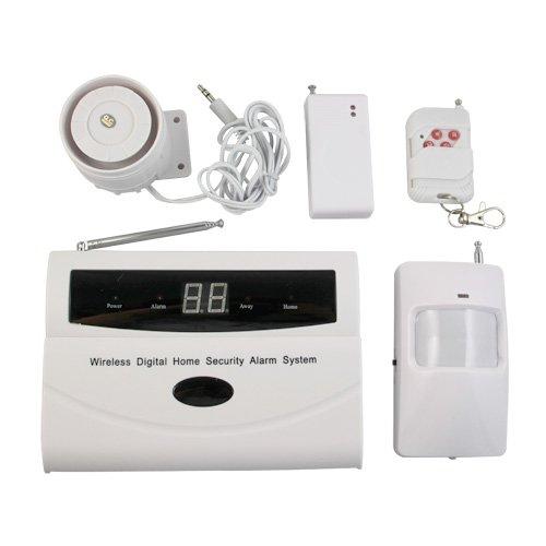 Popular Wireless Security Alarm Systems