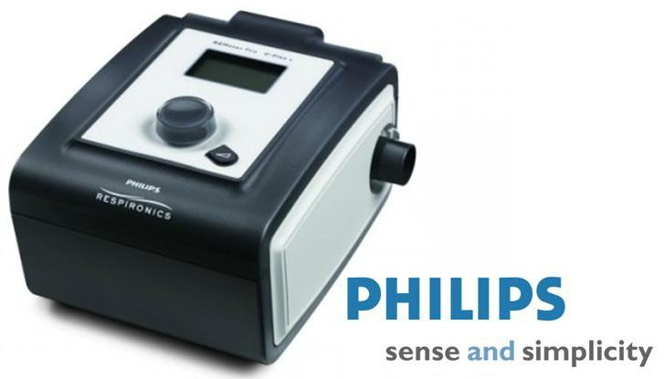 Philips-cpap-machine