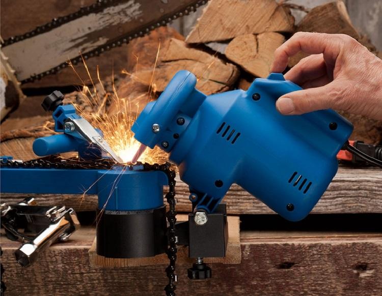 electric chainsaw chain sharpeners