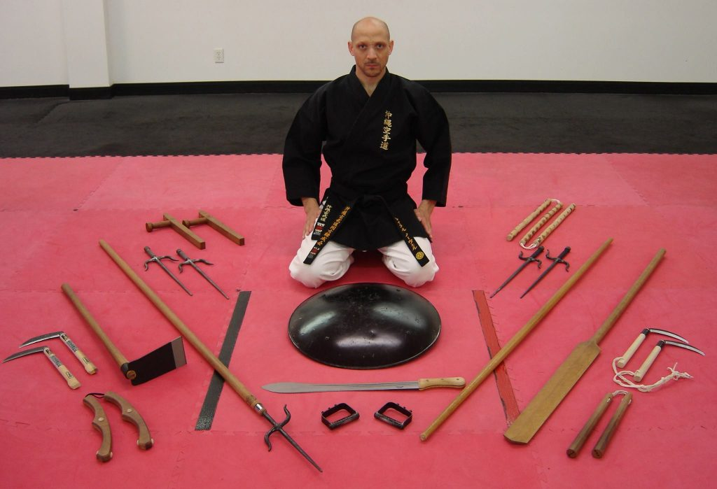 karate staff