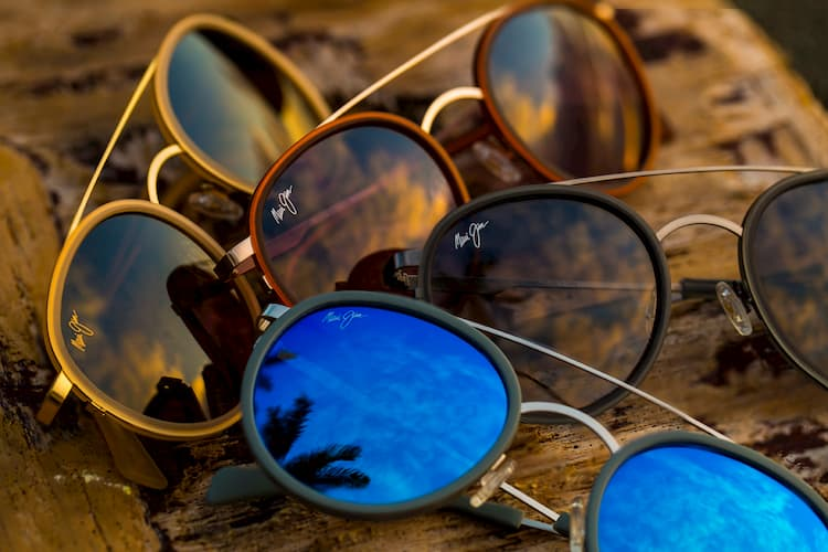 maui jim top sunglasses
