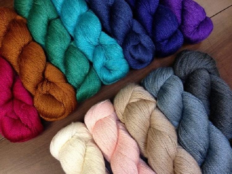 Fyberspates yarn