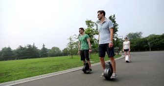 one wheel e-scooters