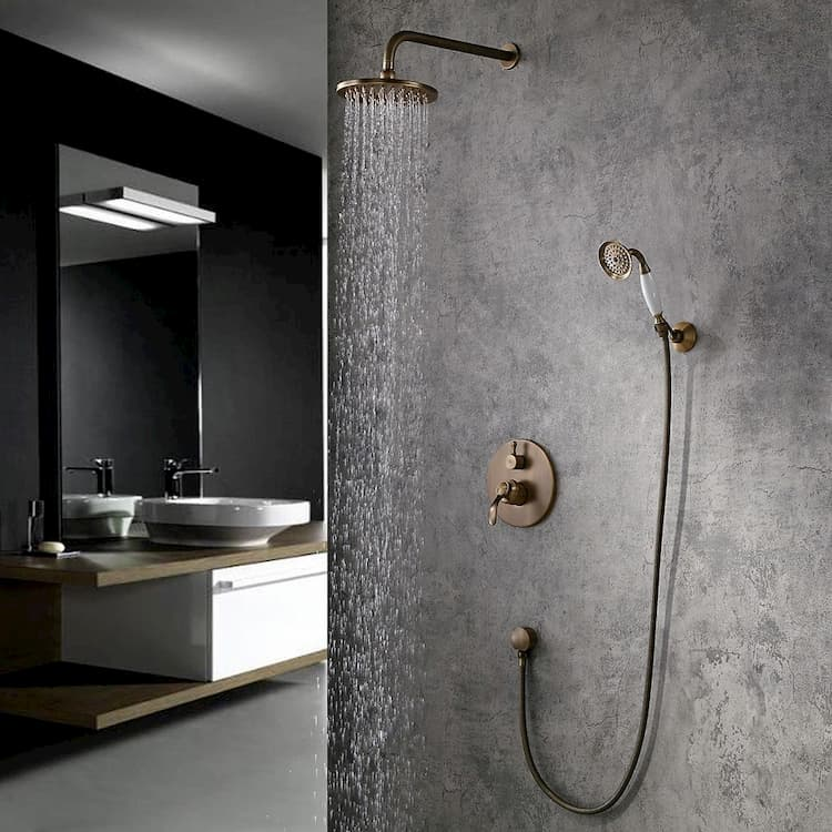 shower-mixers-materials