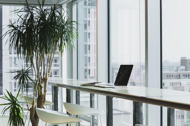 properly set office