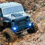 rc crawler outdoor