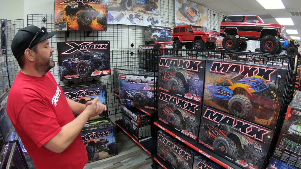 rc hobby man in rc store