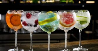 summer-Gin-Cocktail-Recipes