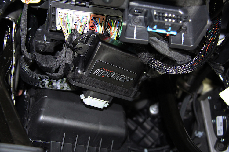 setting up throttle controller