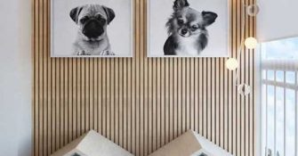two dog crates